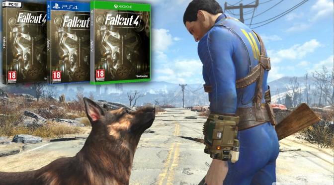 Fallout 4 Guide (PEGI 18)