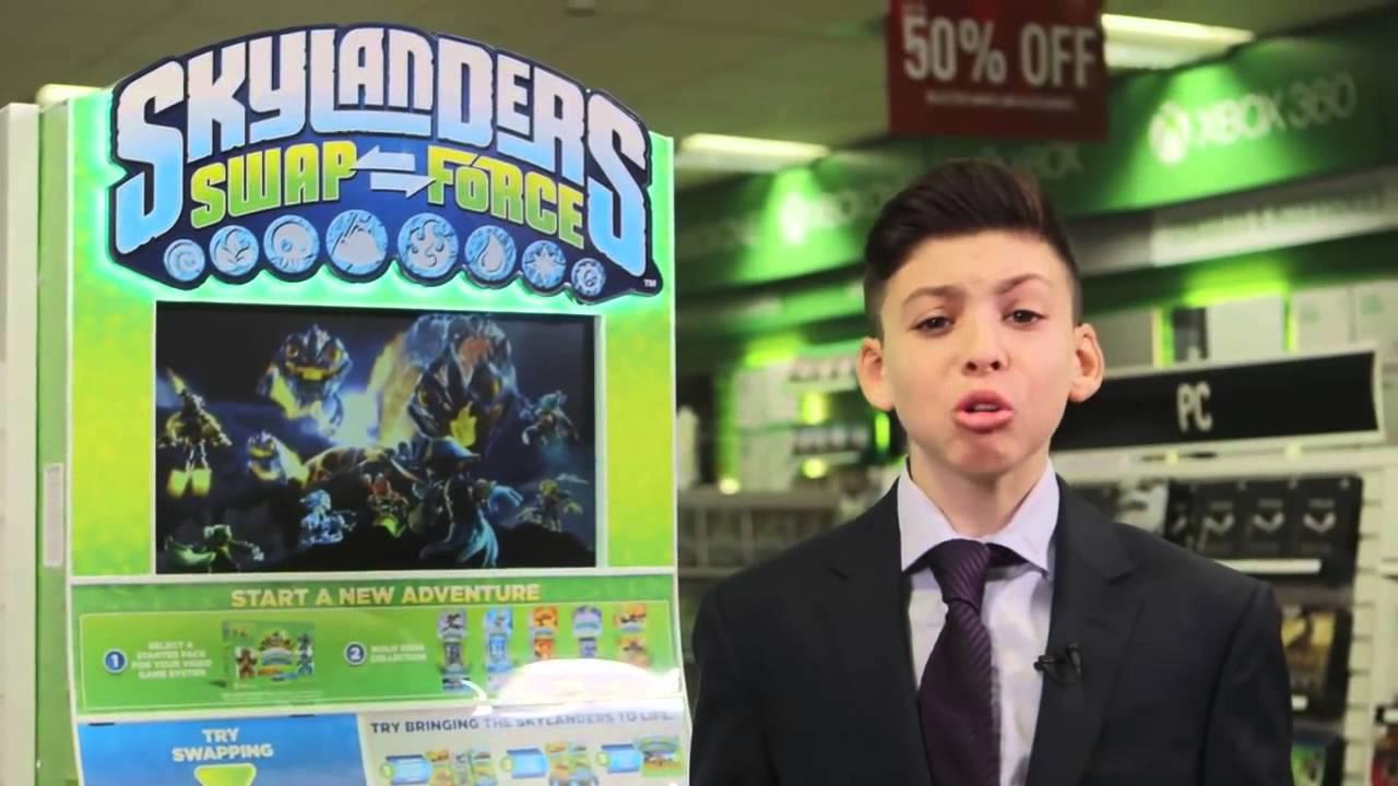 Game Junior – Kids Telling Parents