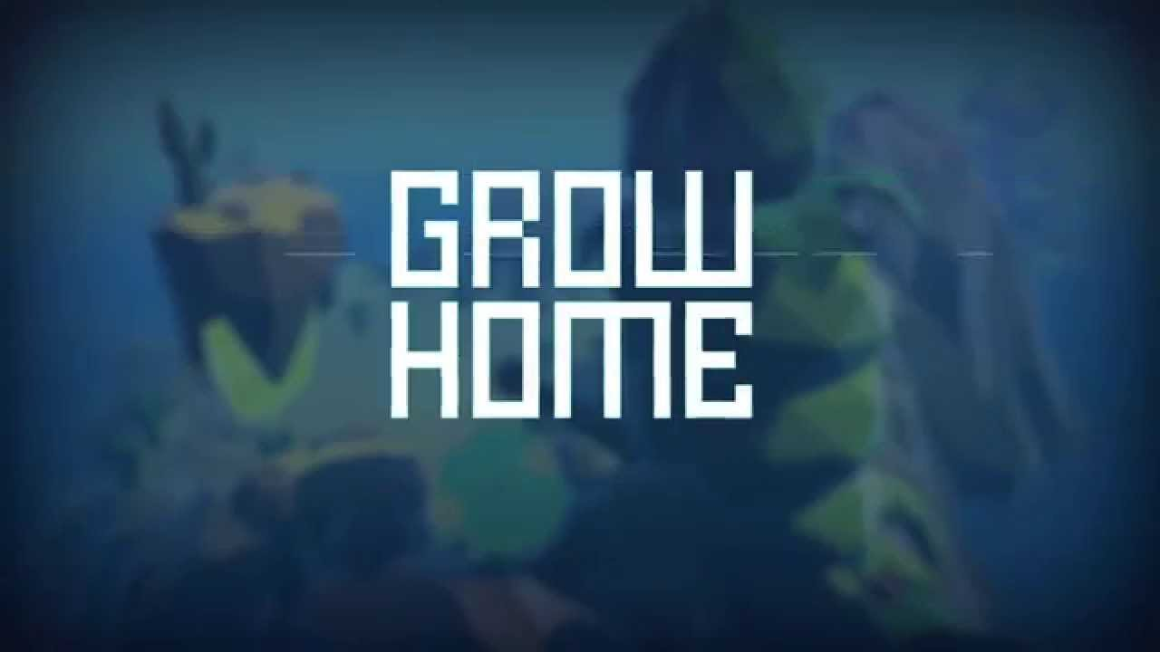 Grow Home – Procedural Platformer from Ubisoft