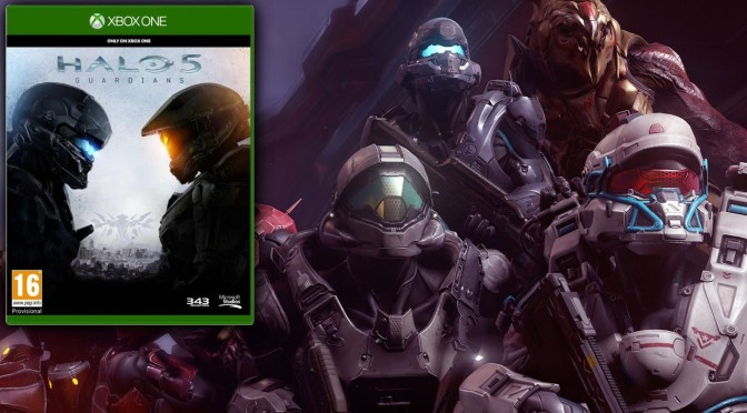 Halo 5 Guardians Guide (PEGI 16+)