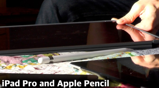 iPad Pro Review – Apple Pencil, Battery, Gaming, iMovie, Second Screen