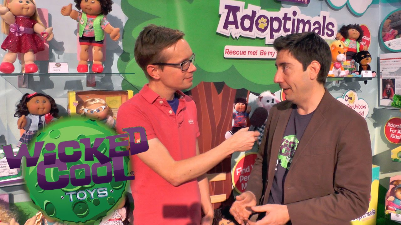 Jeremy Padawer Interview: Cabbage Patch Kids and Wicked Cool Toys