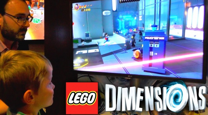 Lego Dimensions – Ability Matrix, Game Length, Gold Brick Unlocks