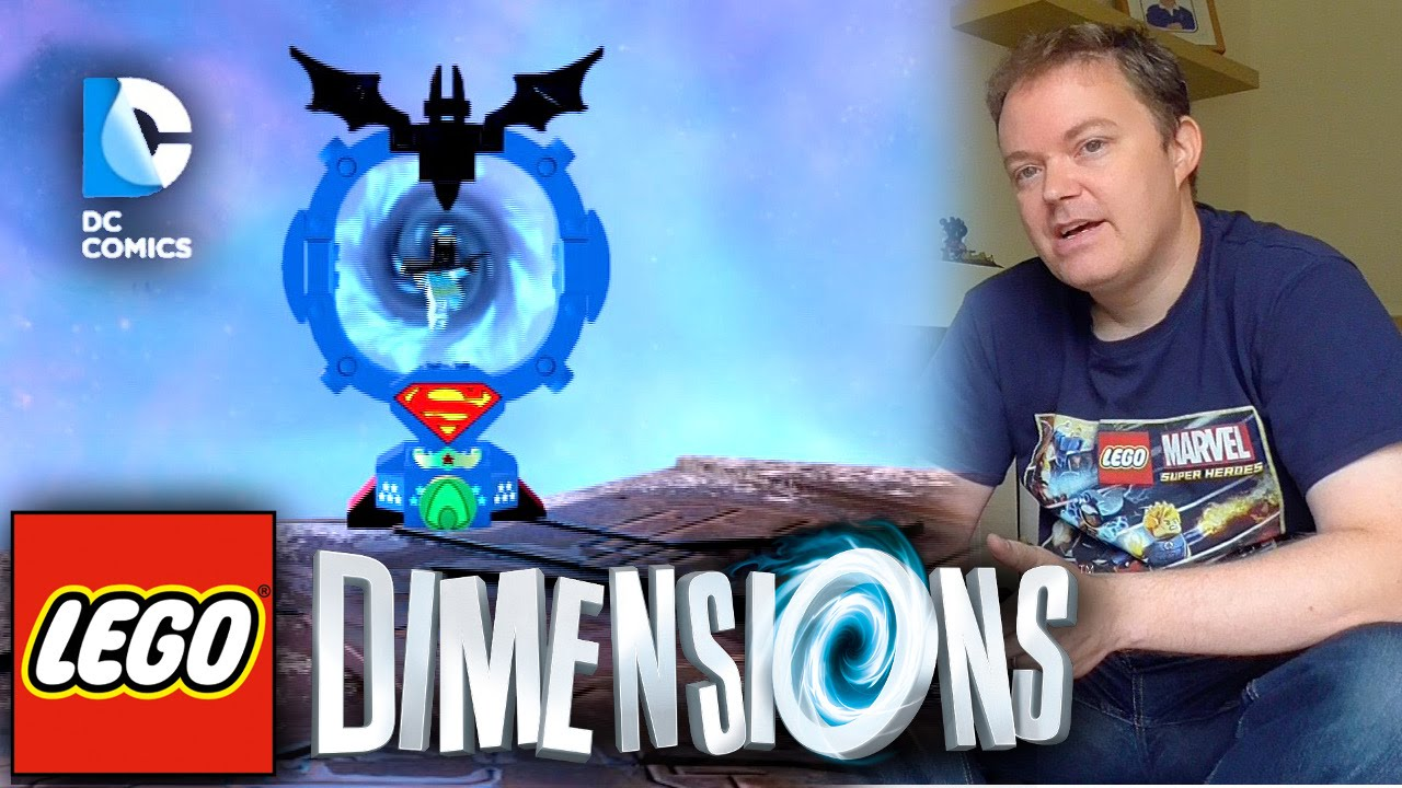 "Lego Dimensions ""DC Comics"" Open World Guide #2"