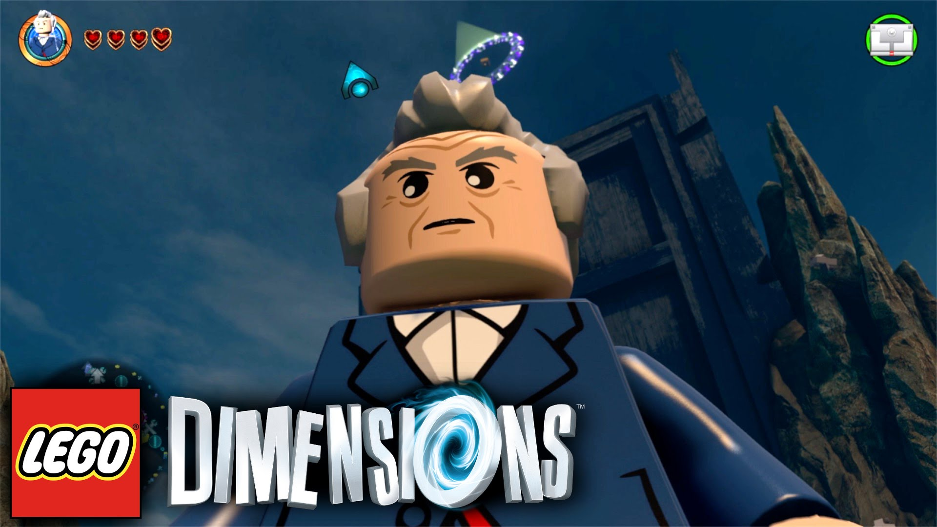 "Lego Dimensions ""Doctor Who"" Open World Guide #12 Part 2"