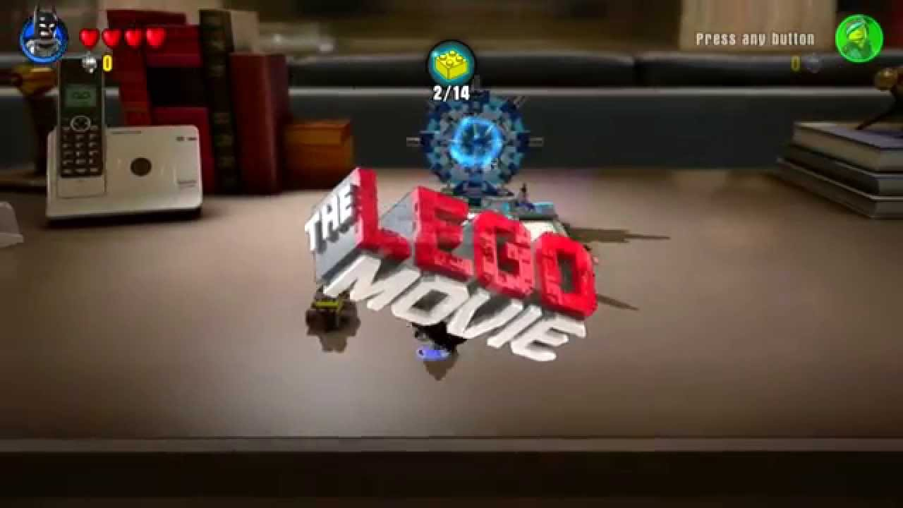 LEGO Dimensions Mystery World