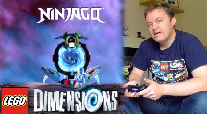 """Lego Dimensions """"Ninjago"""" Open World Guide #7"""