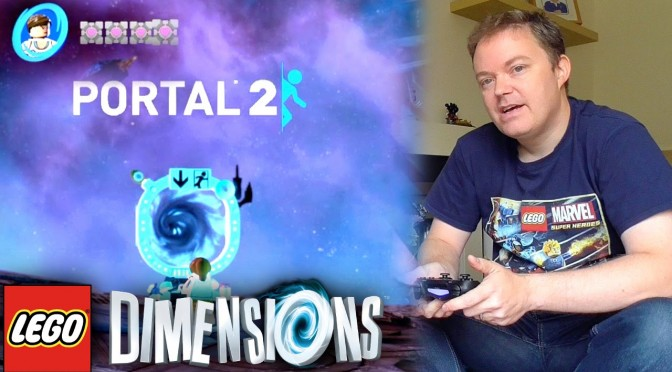 "Lego Dimensions ""Portal"" Open World Guide #4"