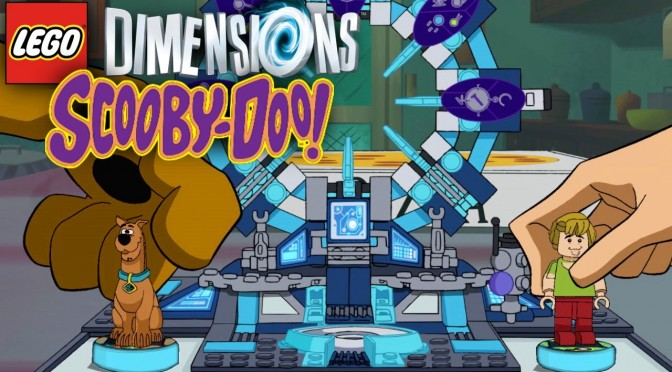 Lego Dimensions Scooby Doo Game-Play Analysis