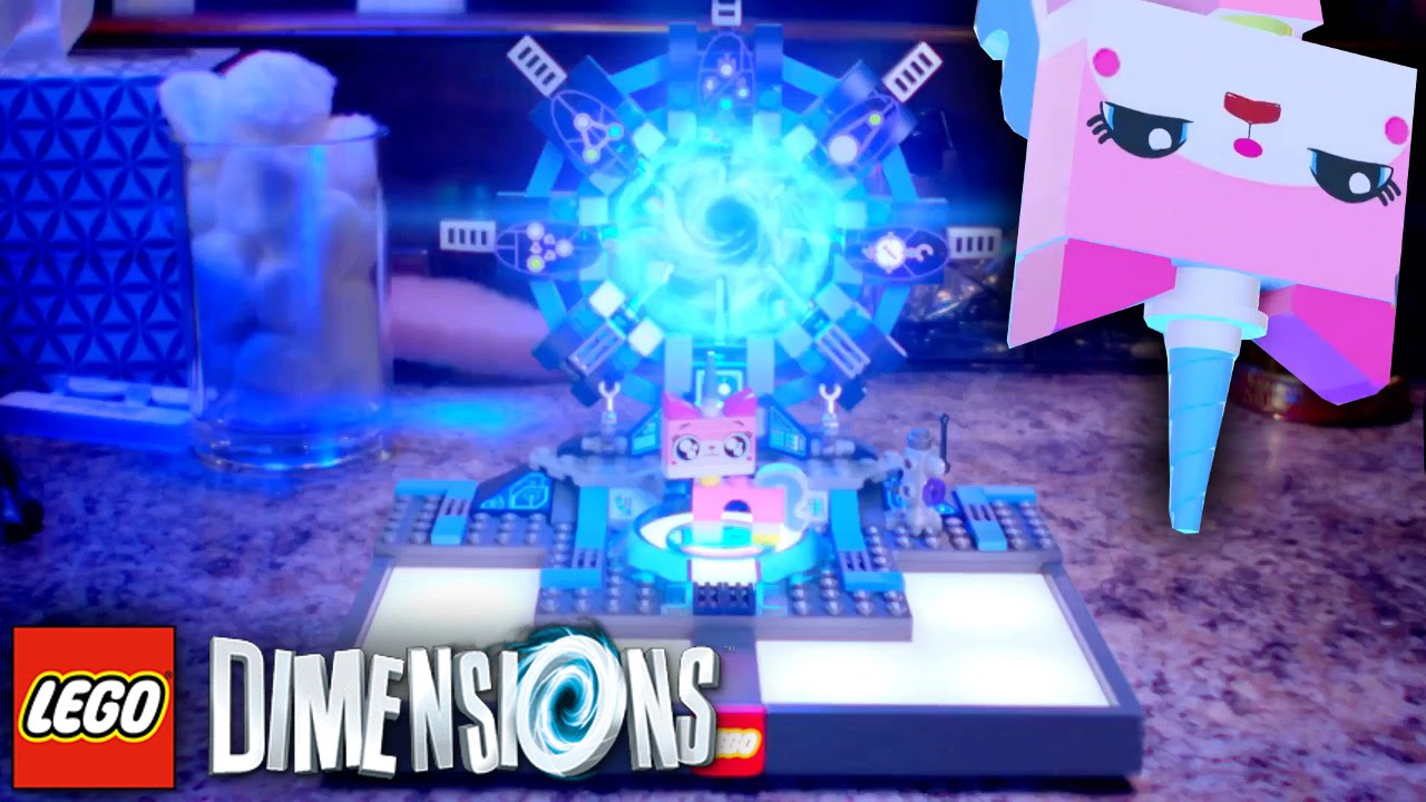 LEGO Dimensions Unikitty Trailer