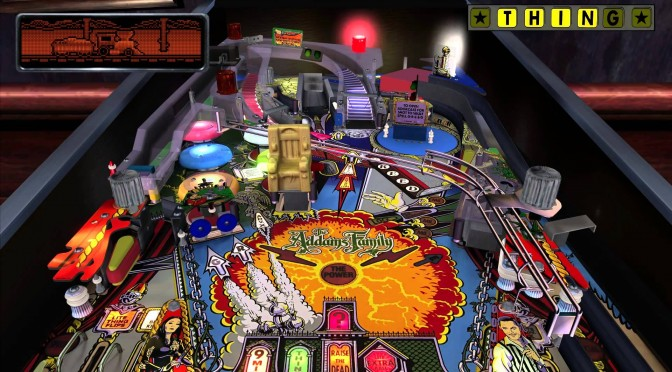 Let's Play The Addams Family (PC) Pinball Arcade – First 10 Minutes