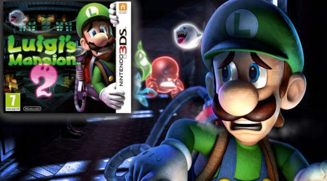Luigi's Mansion 2: Dark Moon Guide 3DS (PEGI 7)