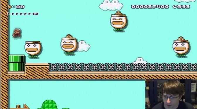 Mario Maker Challenge – Winners Run #2