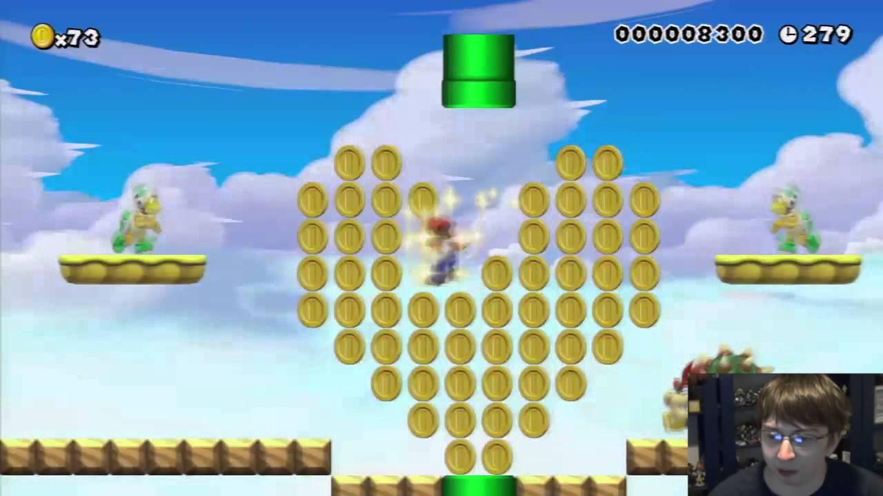 Mario Maker Challenge – Winners Run #3