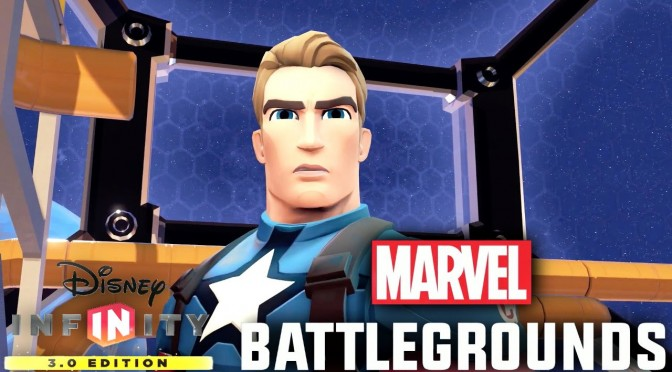 Marvel Battlegrounds Disney Infinity Play Set Analysis