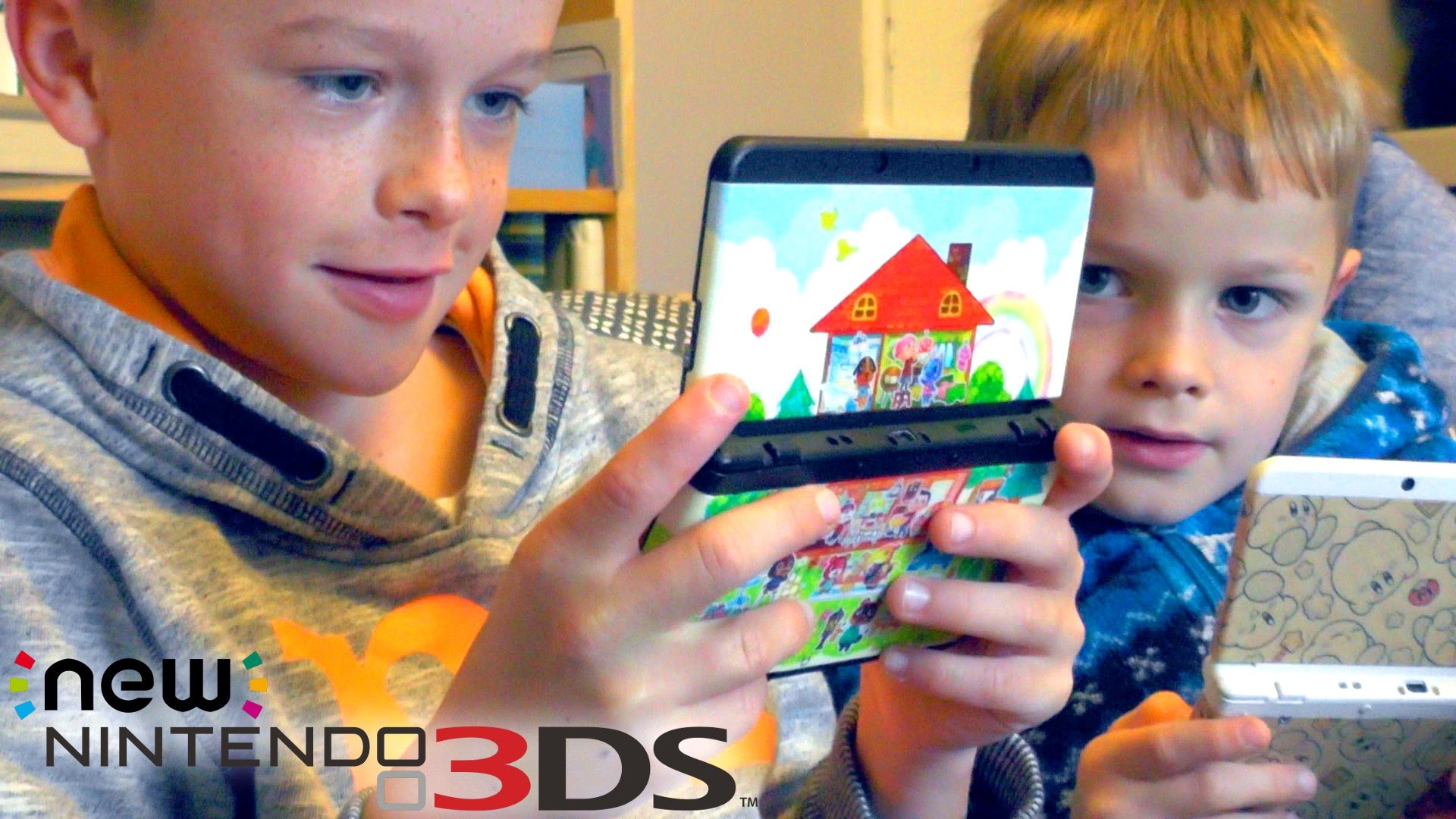 New Nintendo 3DS – Top 5 Family Games