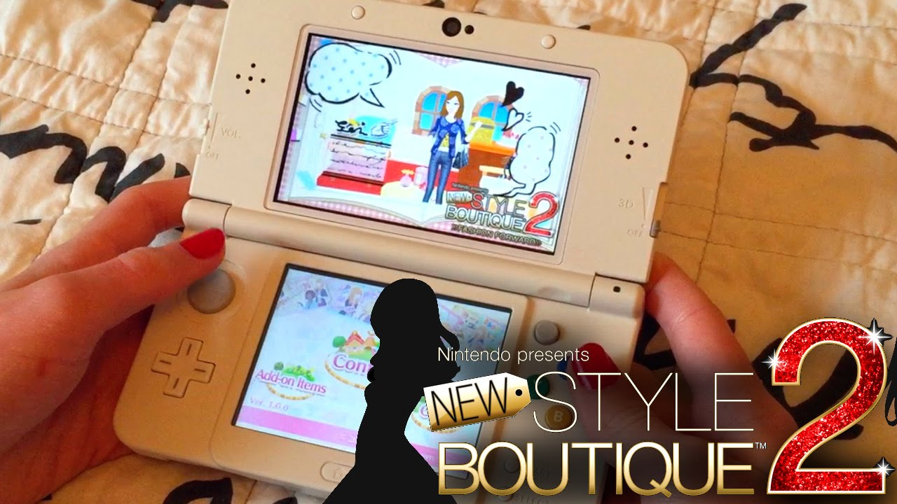New Style Boutique 2 – Getting Started #1