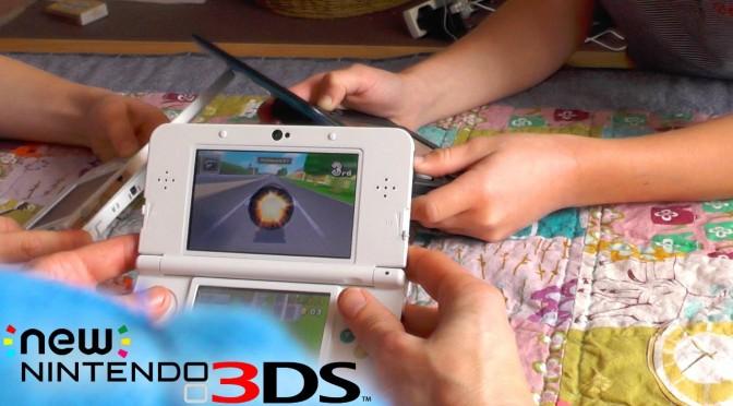 Nintendo 3DS Top Features/w Mega Yarn Yoshi Bonus (Part 3)