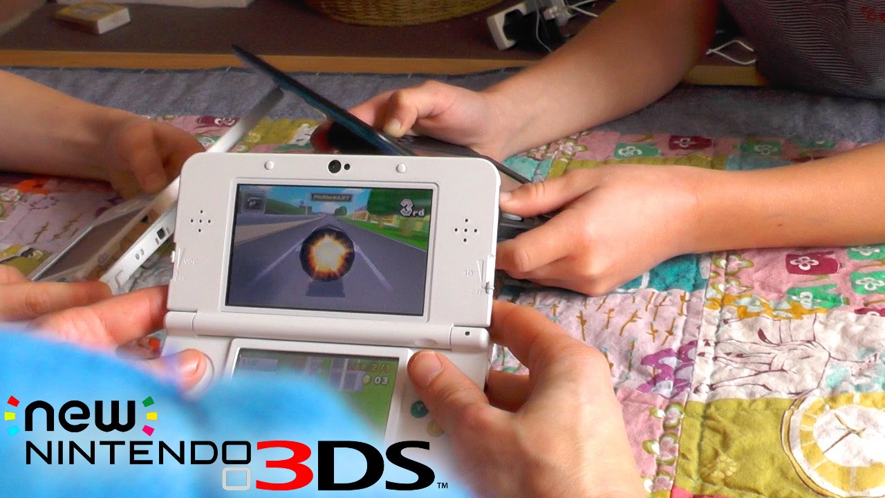Nintendo 3DS Top Features/w Mega Yarn Yoshi Bonus (Part 3)