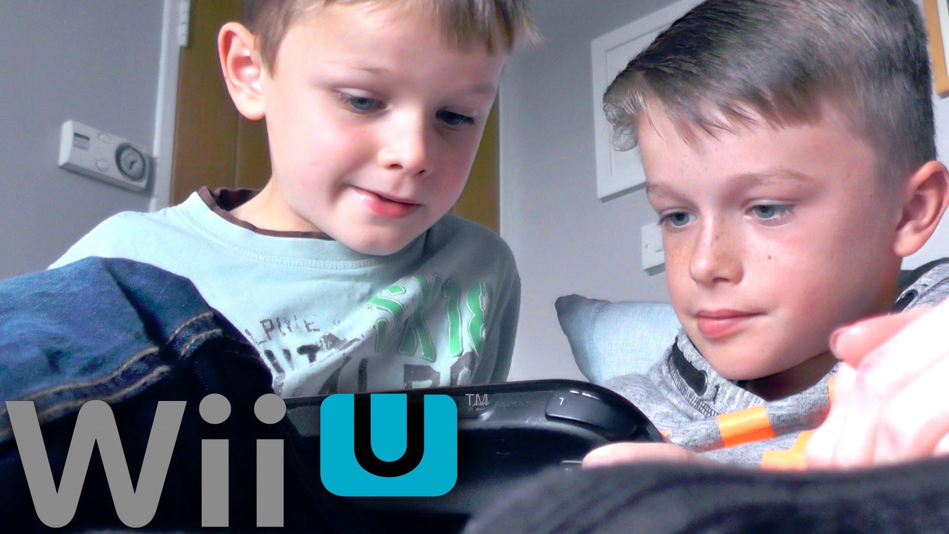 Nintendo Wii U – Top 5 Family Games