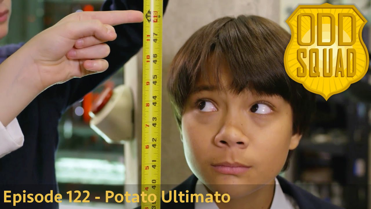 Odd Squad Episode 22 – Potato Ultimato & A Firstfull of Fruit Juice (Exclusive Clip)