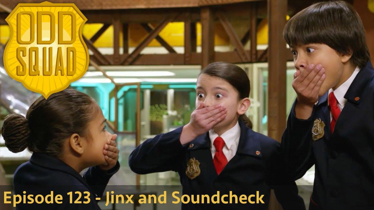 Odd Squad Episode 23 – Jinx & Soundcheck Part Two (Exclusive Clip)