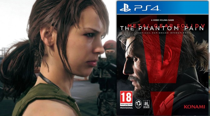 PEGI Quick Guide: Metal Gear Solid V The Phantom Pain (PEGI 18+)