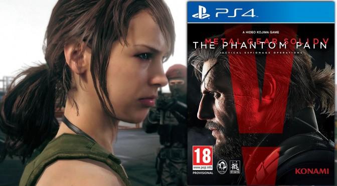PEGI Quick Guide: Metal Gear Solid V The Phantom Pain (PEGI 18+)