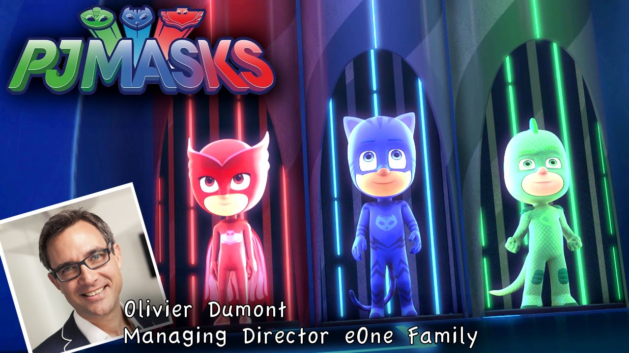 PJ Masks – News: Toys, Games, Costumes, Episode List