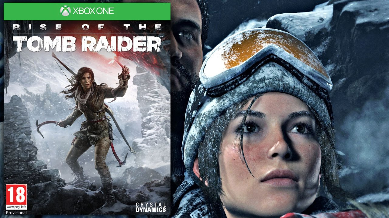 Rise of the Tomb Raider Guide (PEGI 18)