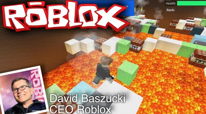 ROBLOX Xbox One Game-Play Interview
