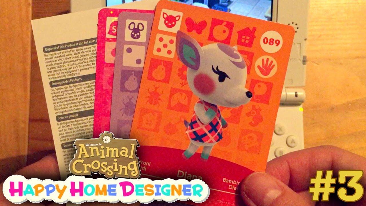 Sarah Plays Animal Crossing Happy Home Designer Part 3 – Handbook