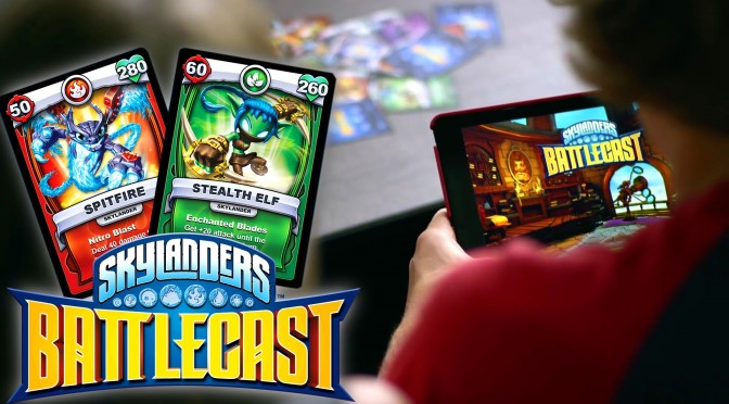 Skylanders Battlecast – Cost and Game-Play Analysis