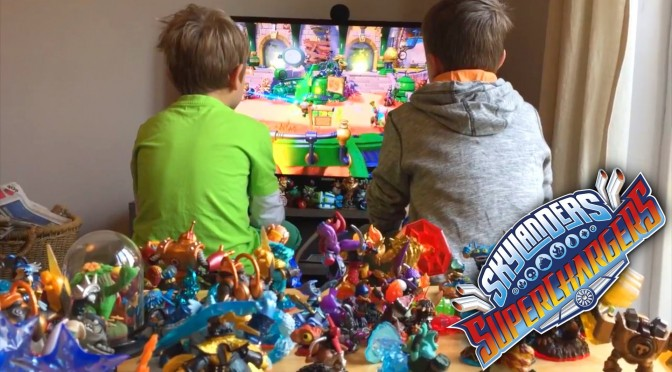 Skylanders Superchargers – Backwards Compatibility, Online Multiplayer, iOS