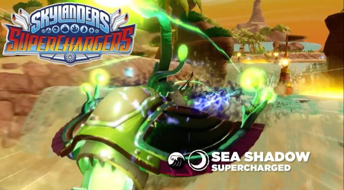 Skylanders Superchargers – Meet Sea Shadow & Nightfall