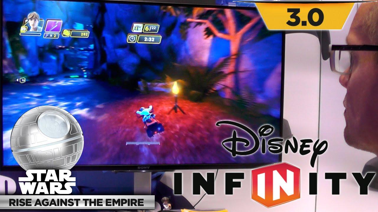 Speeder Bike Storm Trooper Raid – Disney Infinity Star Wars