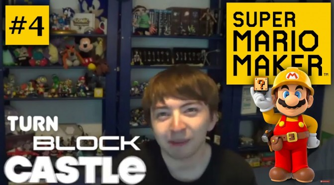 Super Mario Maker Challenge Part 4