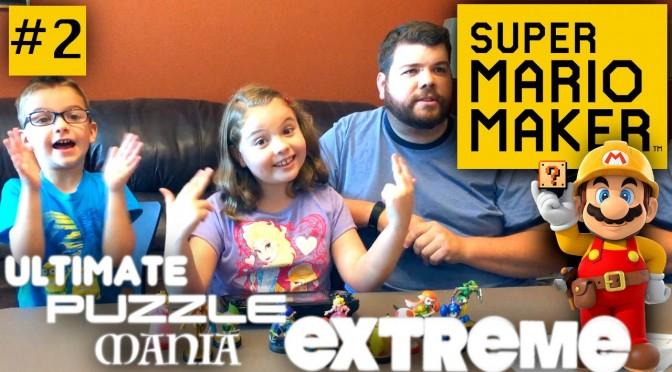Super Mario Maker Family Challenge – Part 2