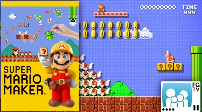 Super Mario Maker Guide (PEGI 3+)