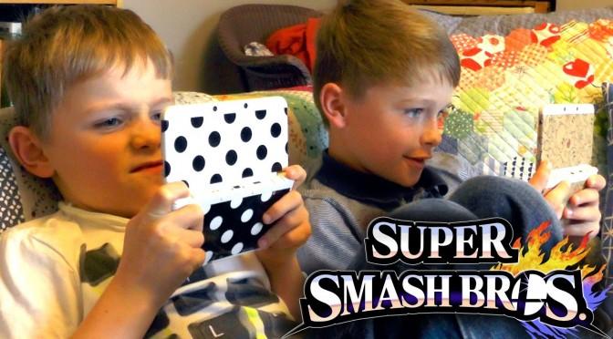 Super Smash Bros. Nintendo 3DS amiibo Revisited