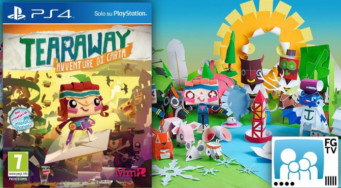 Tearaway Unfolded Guide (PEGI 7+)