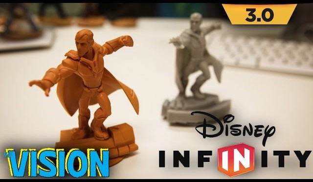 The Vision for Disney Infinity 3.0 Marvel Battlegrounds