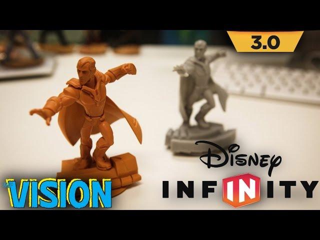 The Vision for Disney Infinity 3.0 Marvel Battlegrounds