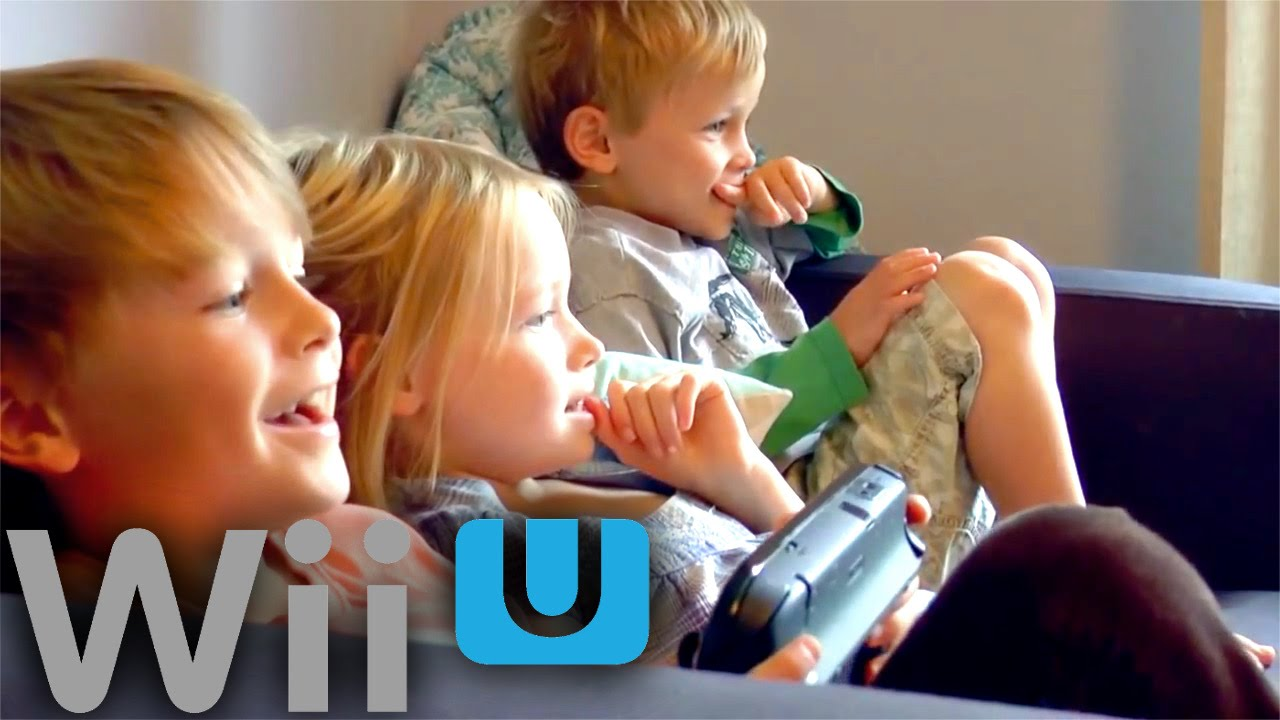 Wii U Family Review (Part 1 of 3)