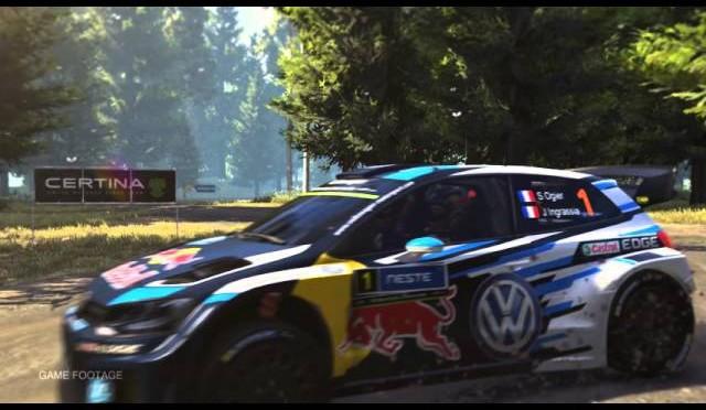 WRC5 Launch Trailer – Volkswagen Polo R [HD 1080p]