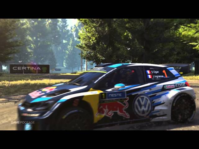 WRC5 Launch Trailer – Volkswagen Polo R [HD 1080p]