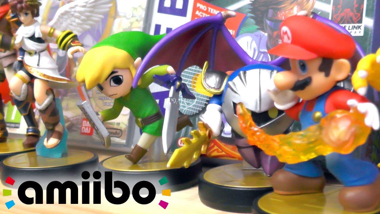 Amiibo Tips (Nintendo 3DS and Wii U)