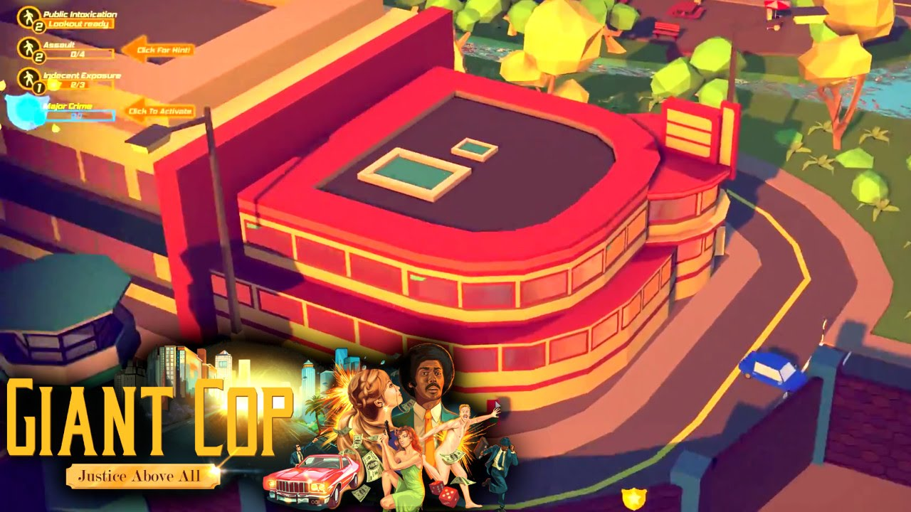Giant Cop – Gameplay Interview (PC, iOS)