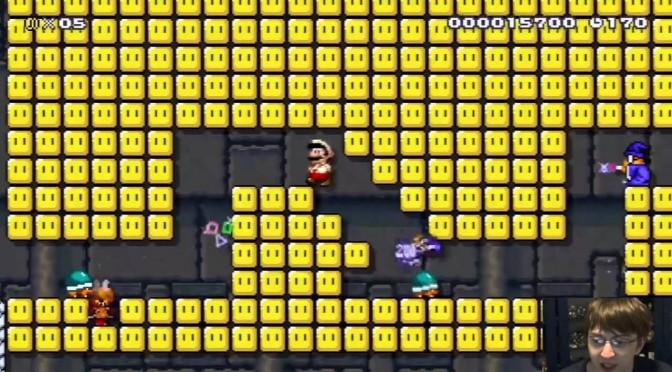 Mario Maker Challenge – Winners Run #4