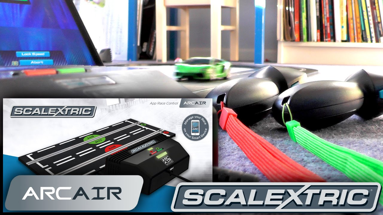 Scalextric ARC AIR – Unboxed and Tested